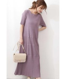 PROPORTION BODY DRESSING/《EDIT COLOGNE》クロシェワンピース/503266615