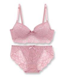 fran de lingerie/ECLAT エクラ ブラ&ショーツセット B65-D75カップ/503266662