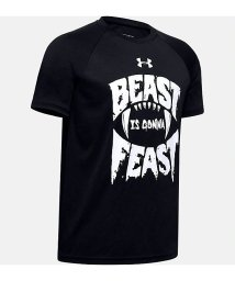 UNDER ARMOUR/アンダーアーマー/キッズ/TECH BEAST GONNA FEAST SS/503270792
