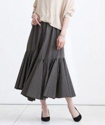 HAPPY EXP/ギャザーデザインスカート/503271486