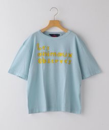 SHIPS KIDS/The Animals Observatory:Pale Blue Oversize Rooster T-Shirt(100~120cm)/503272931