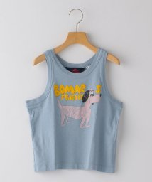 SHIPS KIDS/The Animals Observatory:Pale Blue Frog Tank Top(100~110cm)/503272937