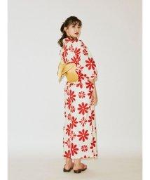 jouetie/【セレクト浴衣】板締め小紋花/503123231