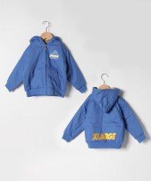 XLARGE KIDS/フルジップ長袖パーカー/503200851