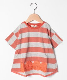 offprice.ec/【Green Parks/グリーンパークス】ボーダーゆるTee /503206692