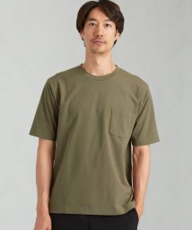 green label relaxing/★★ A/S ヘビーウェイト クルーネック Tシャツ <機能性 / 汗染み防止>/503216617