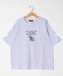 Lovetoxic/リトルポニー衿レースTシャツ/503246137