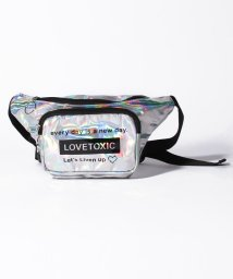 Lovetoxic/ロゴウエストバッグ/503246139