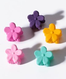 Lovetoxic/花ヘアクリップ5個セット/503246146