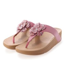FITFLOP/フィットフロップ fitflop LOTTIE CORSAGE TOE-THONGS (Heather Pink)/503261617