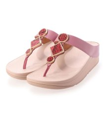 FITFLOP/フィットフロップ fitflop LEIA TOE-THONGS (Heather Pink)/503261629