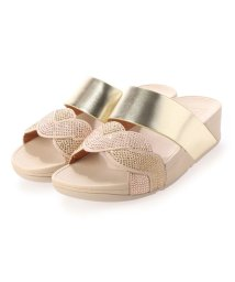 FITFLOP/フィットフロップ fitflop PAISLEY ROPE SLIDES (Platino)/503261630