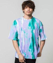 CavariA/CavariA【キャバリア】タイダイ染めルーズTシャツ/503275219