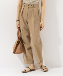 JOINT WORKS/【TODAYFUL / トゥデイフル】twill tuck trousers/503275652