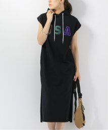 JOINT WORKS/【Champion / チャンピオン】 hooded sleeveless onepiece◆/503275661