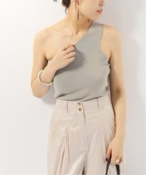 JOINT WORKS/【TODAYFUL / トゥデイフル】asymmetry knit tanktop/503275665