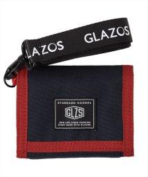 ACCENT by GLAZOS/ポリキャンバス・ベルト付き3つ折り財布/503275682