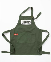 CHUMS/チャムス/キッズ/Kid's Boat Logo Apron / キッズ ボートロゴ エプロン/503275963