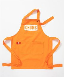CHUMS/チャムス/キッズ/Kid's Boat Logo Apron / キッズ ボートロゴ エプロン/503275965