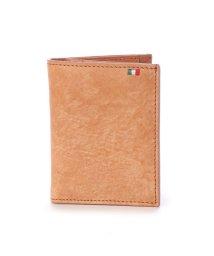 Milagro/ミラグロ Milagro イタリアンヌバック コンパクト二つ折り財布 (キャメル)/503276644