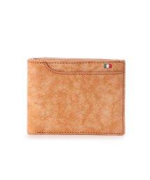 Milagro/ミラグロ Milagro 21ポケット二つ折り財布 (キャメル)/503276649