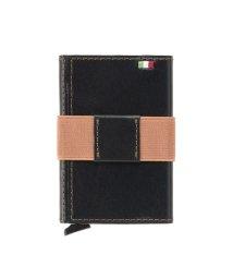Milagro/ミラグロ Milagro スライド式カードウォレット (ネイビー)/503276667