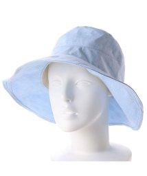 ORIHARA STYLE/オリハラスタイル ORIHARA STYLE ORIHARA STYLE エスカルゴ帽 (サックスブルー)/503276810