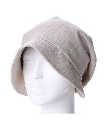 ORIHARA STYLE/オリハラスタイル ORIHARA STYLE ORIHARA STYLE 女優帽 (ベージュ)/503276811