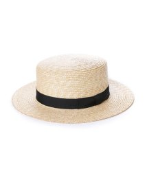 Tanaka-Hat/タナカ ハット 田中帽子店 マラン・フェム (ナチュラル)/503276822