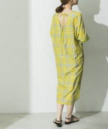 URBAN RESEARCH/08sircus Cupra check dress/503277517
