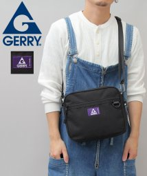 AMS SELECT/【GERRY/ジェリー】撥水ナイロンボックス型ショルダーバッグ/旅行バッグ/REPREVE/503277605