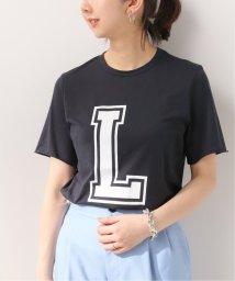 Spick & Span/【LAQUINTANE】 アルファベット TEE/503277956