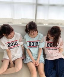 MAJESTIC LEGON/透けチュールチュニックTシャツ/502968887