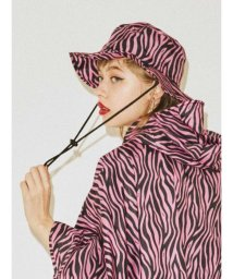 jouetie/【KiU】KiU ZEBRA UV&RAIN PACKABLE SAFARI HAT/503068780