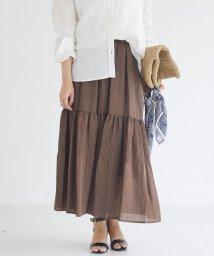 DOUX ARCHIVES /シャイニープリーツスカート/503091768