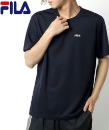 MARUKAWA/【FILA】フィラ ドライ ワンポイント 半袖 Tシャツ/スポーツ 吸水速乾 ランニング ジョギング トレーニング 夏/503200674