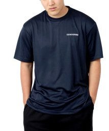 MARUKAWA/【CONVERSE】コンバース 大きいサイズ ドライ ワンポイント クルーネック Tシャツ/503200680