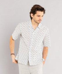 agnes b. HOMME/IBY8 CHEMISE ジオメトリックシャツ/503245759