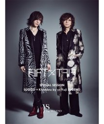 "ys Yuji SUGENO/FIFTY FIFTY (フィフティフィフティ)""SUGIZO×清春"" Special Session Style Photo Book/503251056"