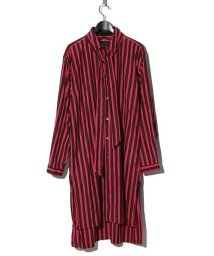 ys Yuji SUGENO/Striped long shirt/503251062