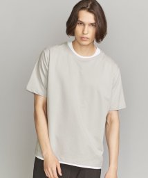 BEAUTY&YOUTH UNITED ARROWS/BY ライトスウェット フェイクレイヤード Tシャツ/503254833