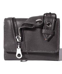 Laplace box/ライダースミドル財布/503261107