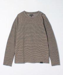 agnes b. HOMME/JFQ1 TS ボーダーTシャツ/503264666