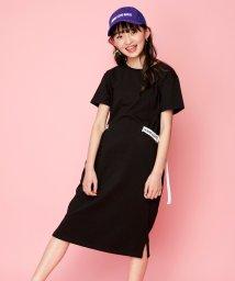 JENNI love/サイドロゴテープワンピ/503275940