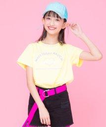 JENNI love/チョーカー風ロゴTシャツ/503275946