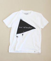 BEAVER/andwander/アンドワンダー BEAVER logo printed T by Yu nagaba/503278135