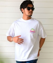 CavariA/CavariA【キャバリア】デザインサーフ刺繍Tシャツ/503279822