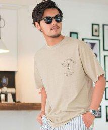 CavariA/CavariA【キャバリア】デザインピグメントプリントTシャツ/503279826