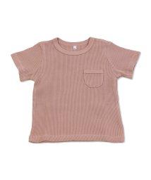 KIDS FASHION STATION/ワッフル半袖Tシャツ/503280842