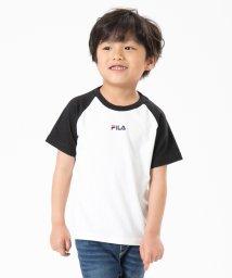 FILA/FILA/フィラ ラグラン半袖Tシャツ/503280849